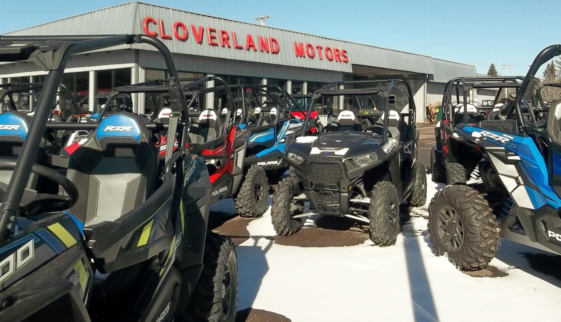 Cloverland Motors Inc